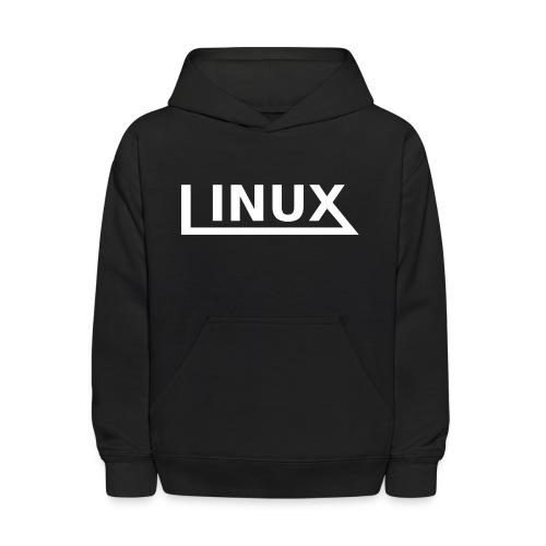 Linux - Kids' Hoodie