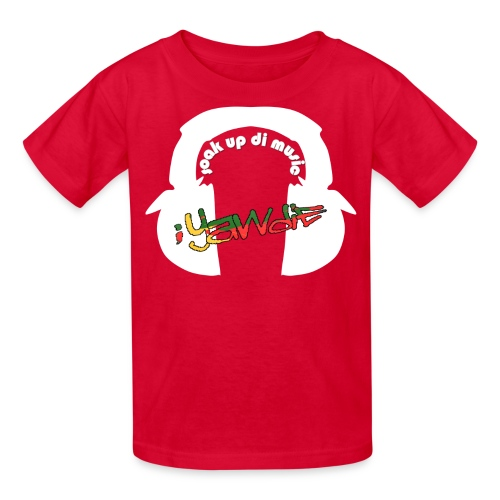 Soak Up The Music - Kids' T-Shirt