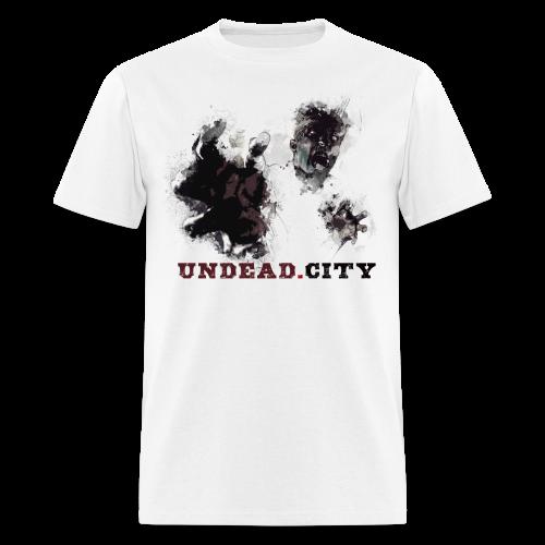 Men's Undead.City Zombie T-Shirt - Men's T-Shirt