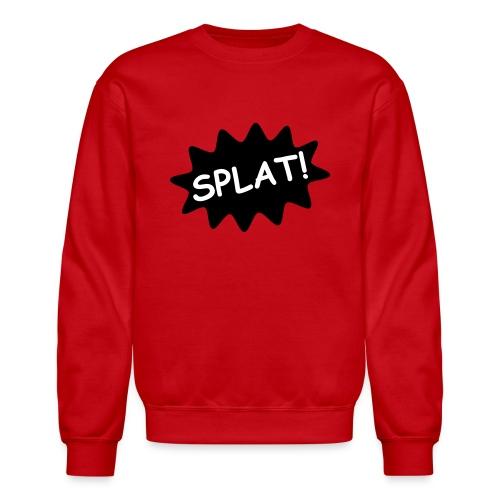 Splat Sweatshirt - Crewneck Sweatshirt