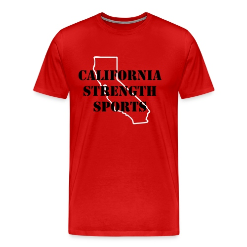 Mens Find Your Strong - Men's Premium T-Shirt