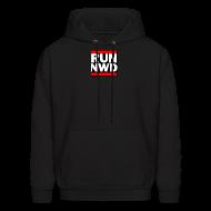 Hoodies ~ Men's Hoodie ~ Run Next Week Doe Hooded Sweatshirt