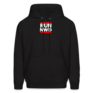 Run Next Week Doe Hooded Sweatshirt - Men's Hoodie