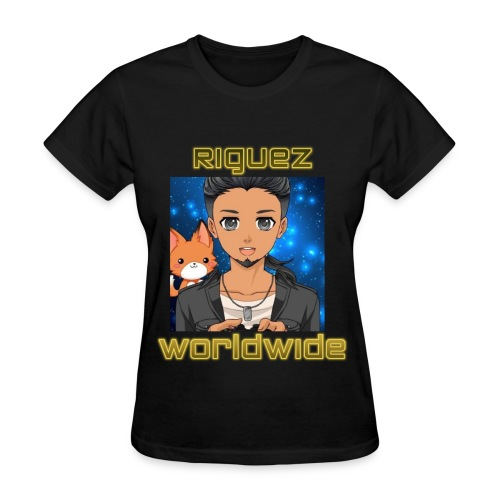 Riguez WorldWide Women's - Women's T-Shirt