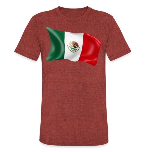 Mexico - Unisex Tri-Blend T-Shirt