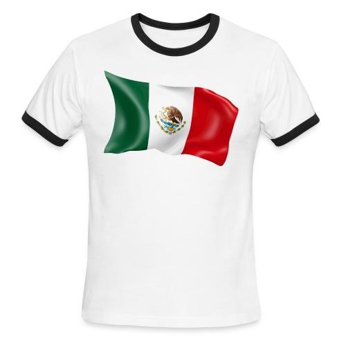 Mexico - Men's Ringer T-Shirt