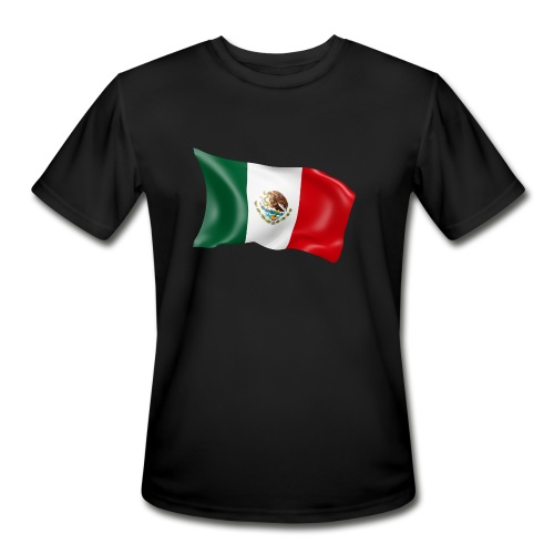 Mexico - Men's Moisture Wicking Performance T-Shirt