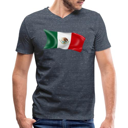 Mexico - Men's V-Neck T-Shirt by Canvas