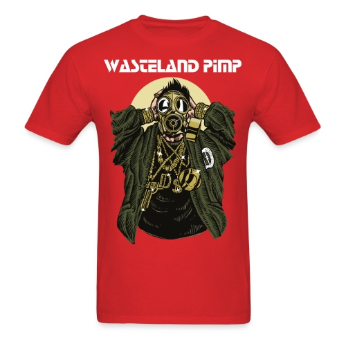 Wasteland Pimp Shirt - Men's T-Shirt