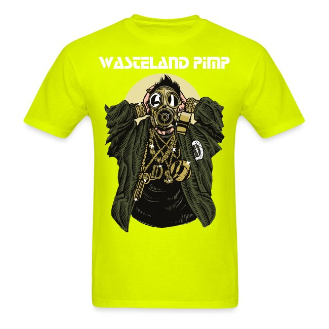 Wasteland Pimp Shirt