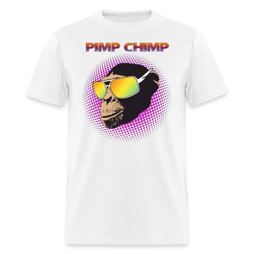 Pimp Chimp Shirt - Men's T-Shirt