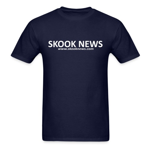 Skook News - Mens T-Shirt - Men's T-Shirt