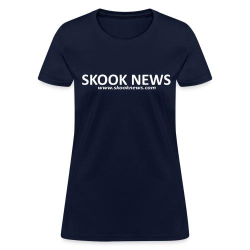 Skook News - Womens T-Shirt - Women's T-Shirt