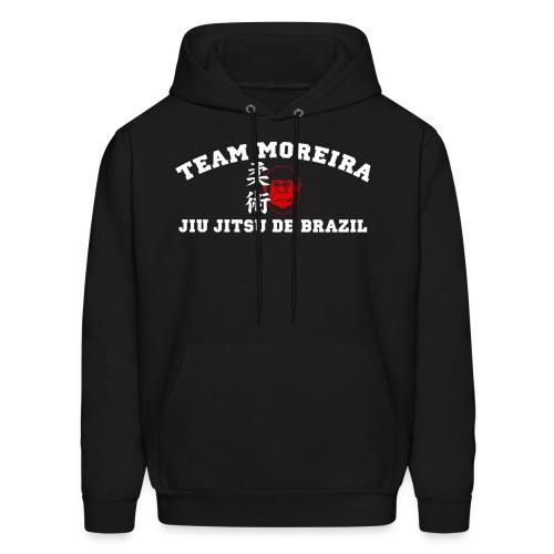 TM Athletic Gorilla Kanji style - black hoodie - Men's Hoodie