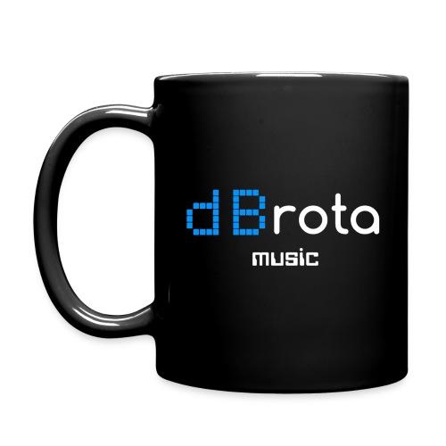 dBrota Music Mug - Full Color Mug