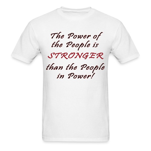 Stronger T-Shirt - Mens - Men's T-Shirt