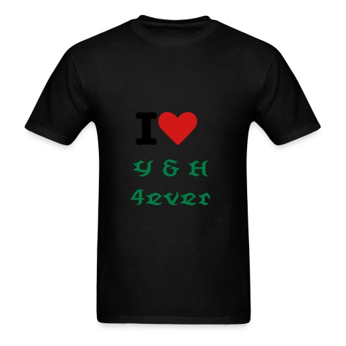 Y & H 4ever lovers - Men's T-Shirt