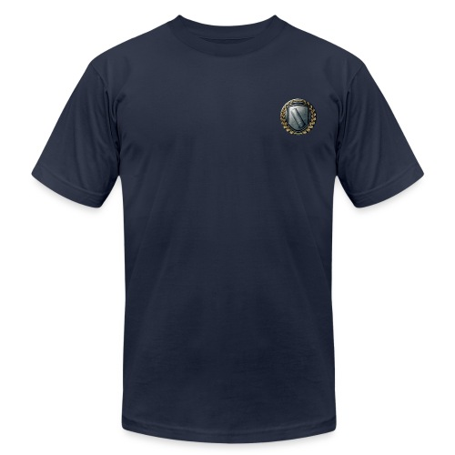 Battlefield 3: Shotgun Medal - Men's Fine Jersey T-Shirt