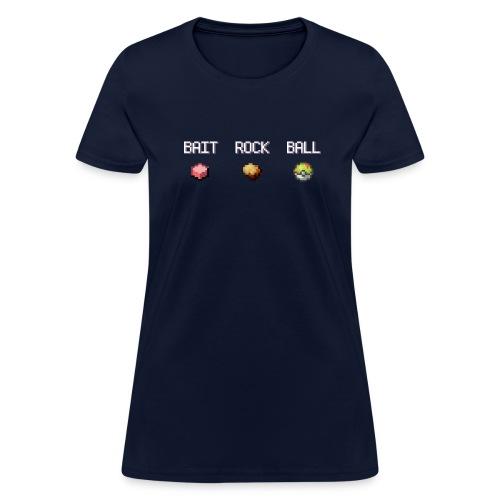 Bait Rock Ball (Women's) - Women's T-Shirt