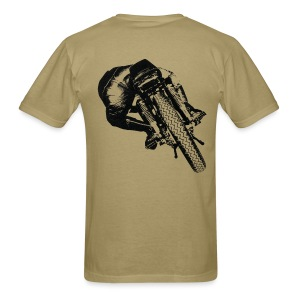 Cafe Racer on the Lean - Men's T-Shirt