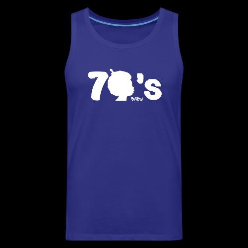 70's Baby - Men's Premium Tank