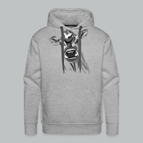 Cow - Men's Premium Hoodie