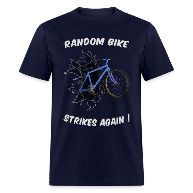 Random Bike Strikes Again!