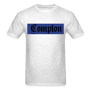 Blue COMPTON - Men's T-Shirt