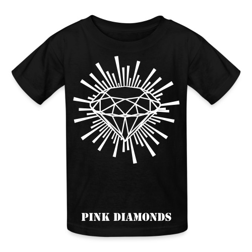 Kids Diamond Shirt - Kids' T-Shirt