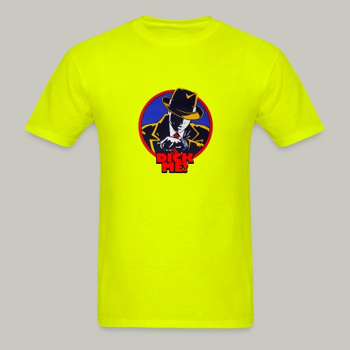 Dick Tracy - Men's T-Shirt