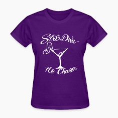 Str8 Diva No Chaser Womens Tee