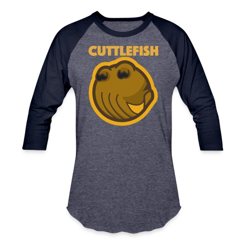 CUTTLEFISH team shirt 4 - Baseball T-Shirt