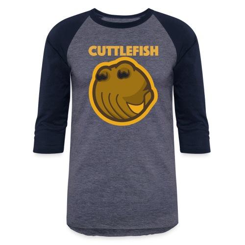 CUTTLEFISH team shirt 4 - Baseball T-Shirt