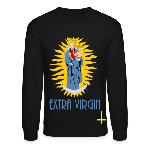 Mother Mary-Tee - Crewneck Sweatshirt
