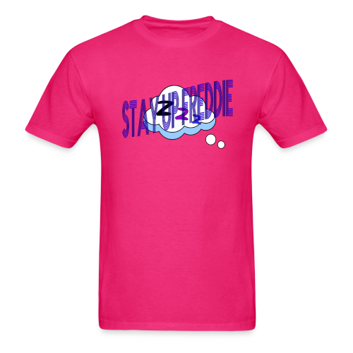 STAY UP FREDDiE Tee - Men's T-Shirt