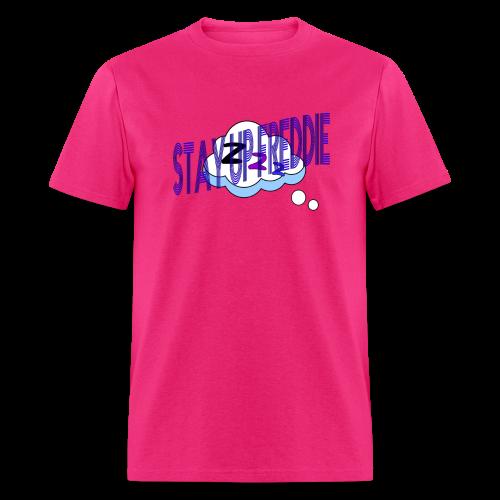 STAY UP FREDDiE Tee - Men's T-Shirt