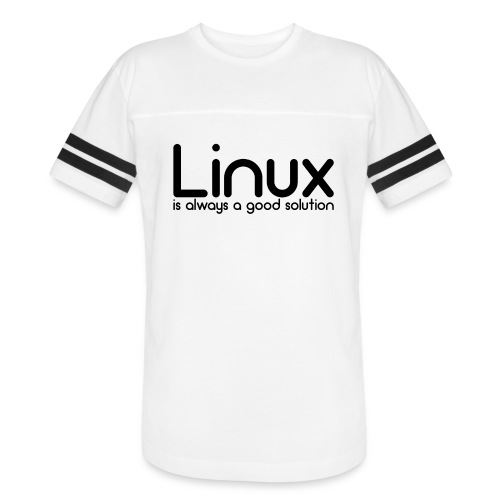 Linux - Vintage Sport T-Shirt