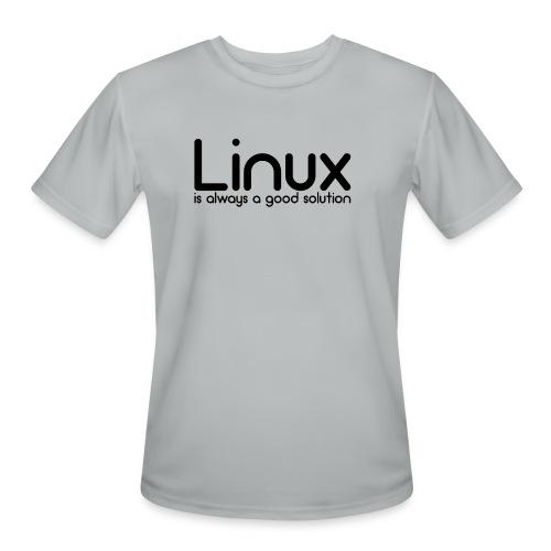 Linux - Men's Moisture Wicking Performance T-Shirt