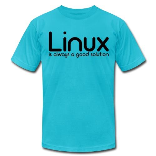 Linux - Men's  Jersey T-Shirt