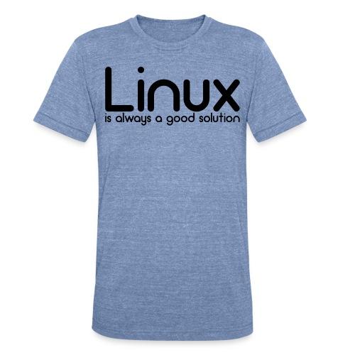 Linux - Unisex Tri-Blend T-Shirt