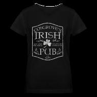 Women's T-Shirts ~ Women's V-Neck T-Shirt ~ Cosgrove's Irish Pub