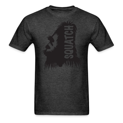 Squatch - Men's T-Shirt