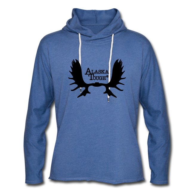 Alaska Tough Logo Hoodie for Women and Men
