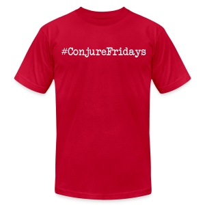 #ConjureFridays - Men's T-Shirt by American Apparel