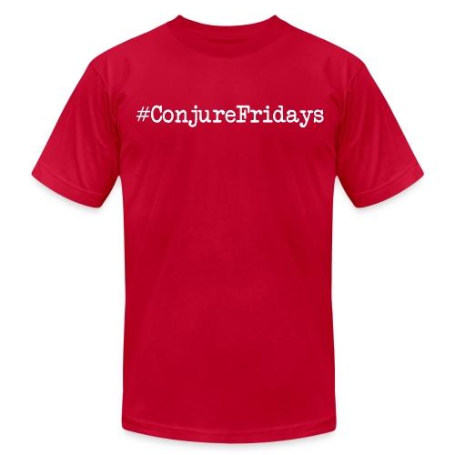 #ConjureFridays - Men's  Jersey T-Shirt