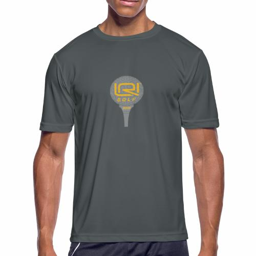 Tee it Up - Men's Moisture Wicking Performance T-Shirt