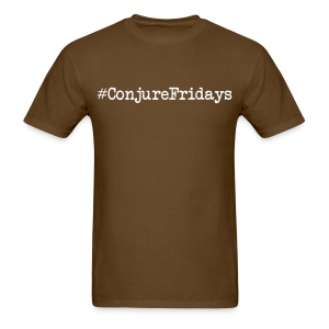 #ConjureFridays - Men's T-Shirt