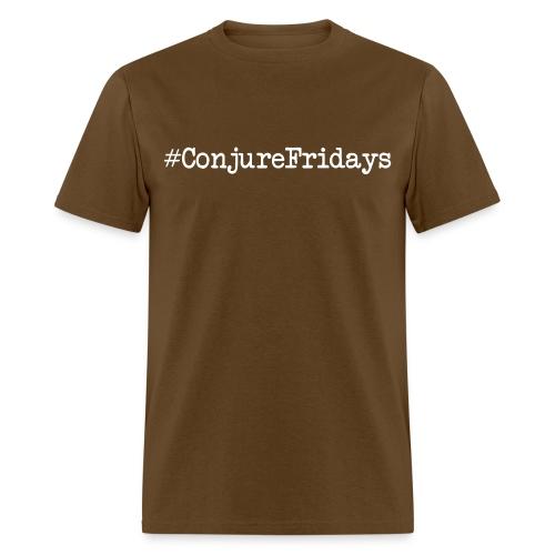 #ConjureFridays - Men's T-Shirt