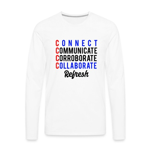 CCCC-Long Sleeve T-Shirt - Men's Premium Long Sleeve T-Shirt