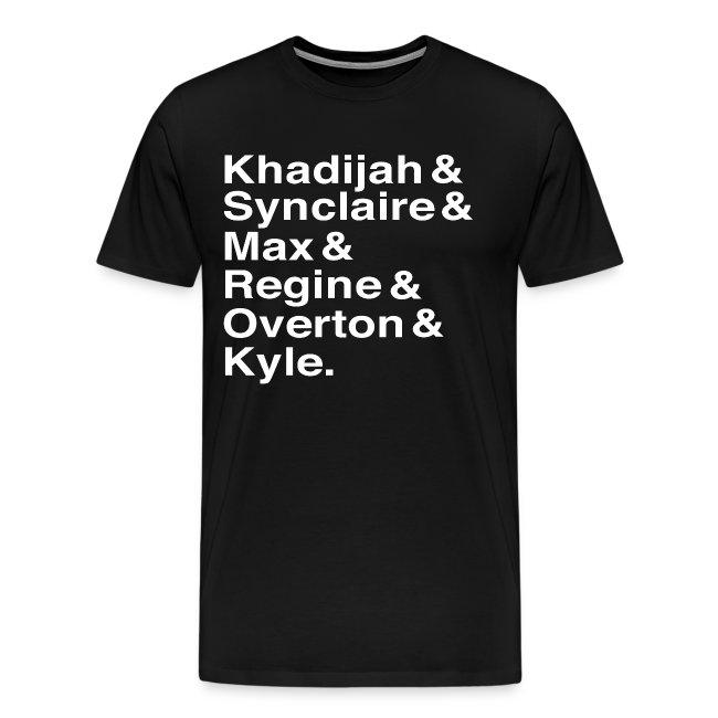 Men's Living Single Tee | Men's Premium T-Shirt